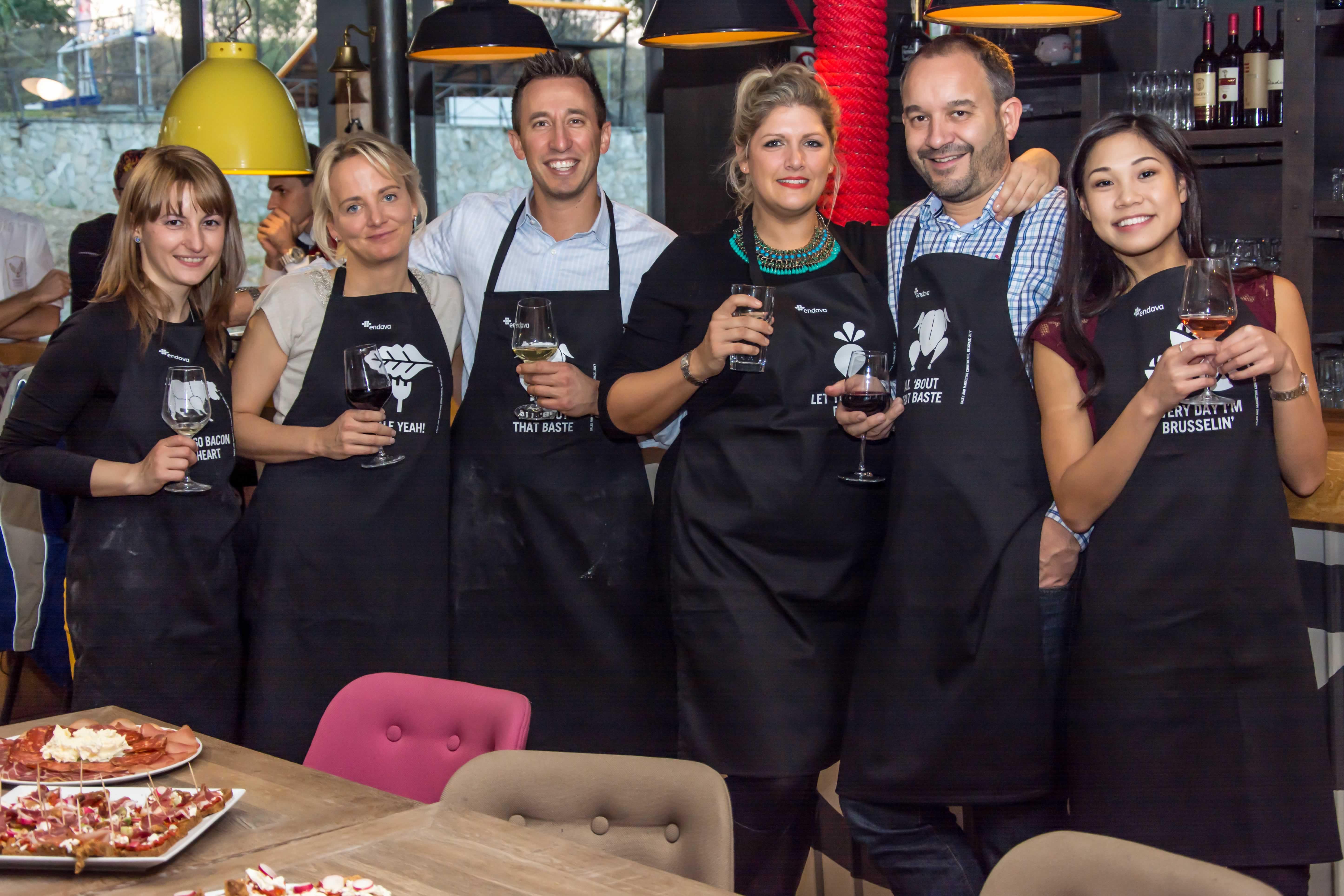 Team building - Cooking Belgrade